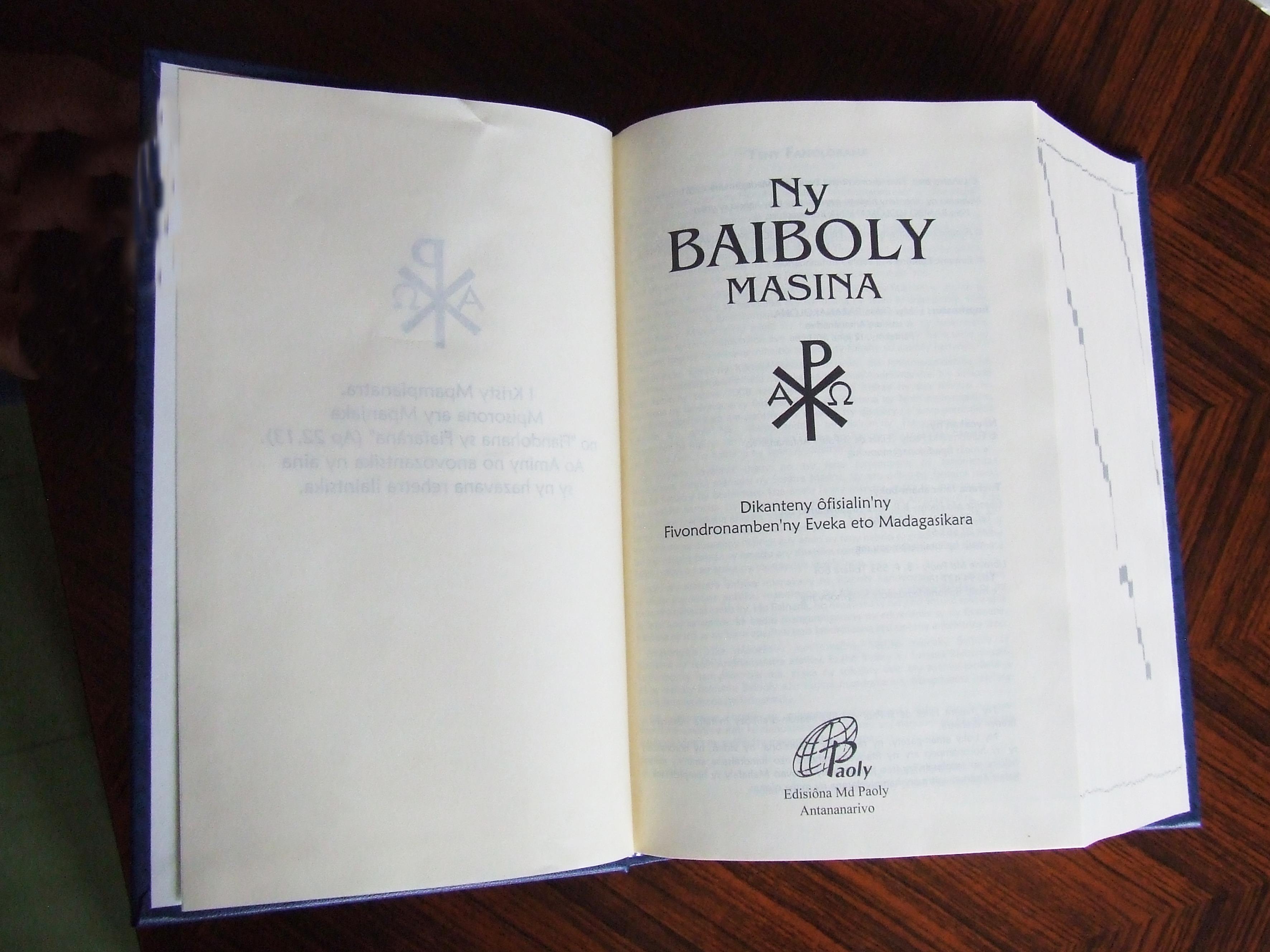 BAIBOLY KATOLIKA TÉLÉCHARGER
